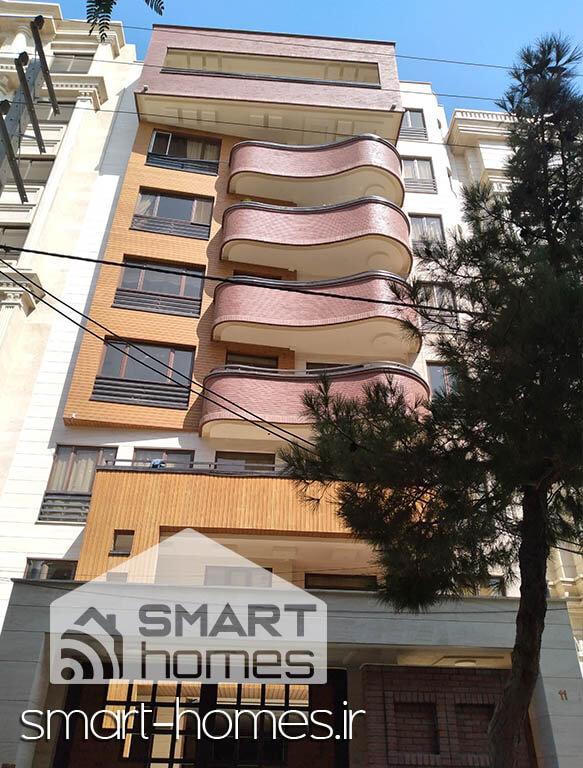 ساختمان اسپرلوس، نسل دوم خانه های هوشمند