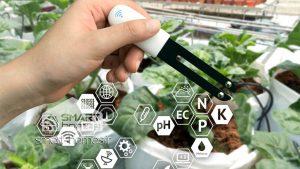 سنسورهای نظارتی گیاهان