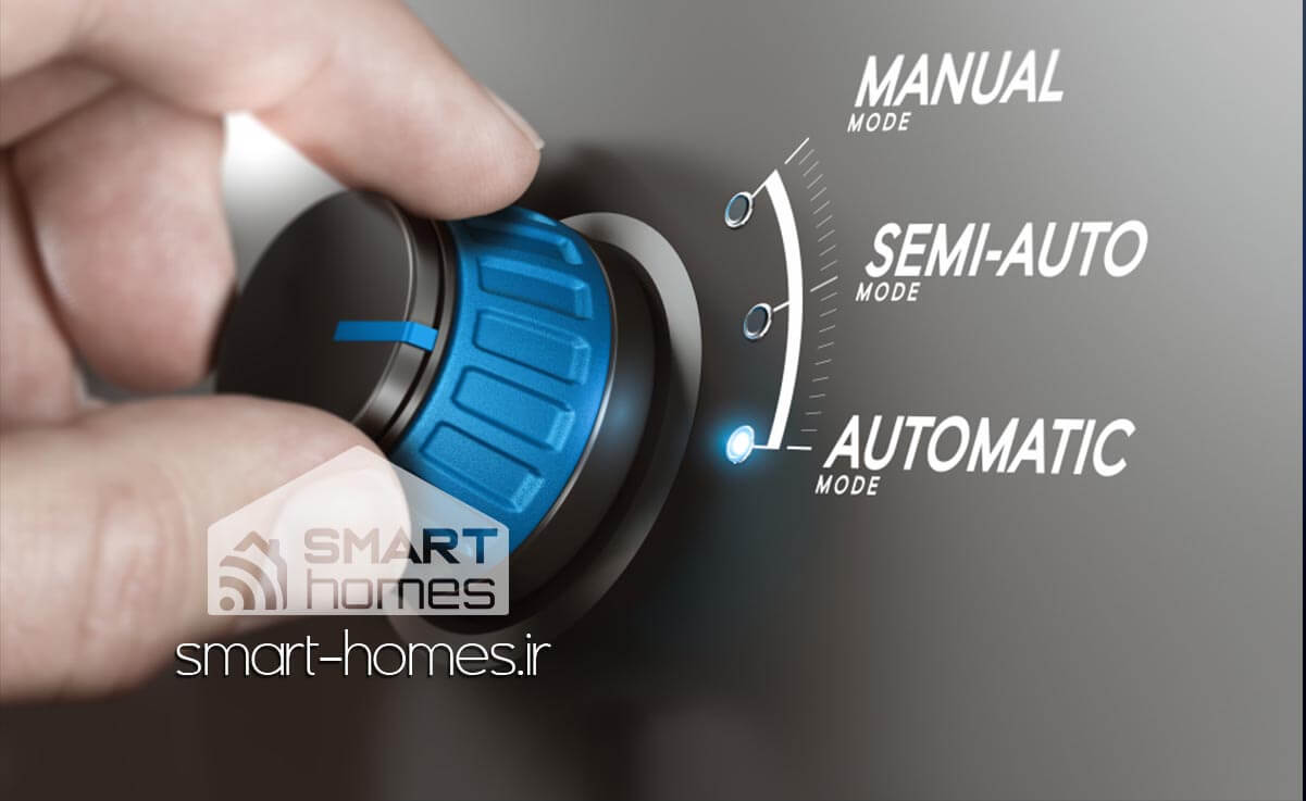 کنترل تمام اجزای ساختمان با اتوماسیون- خانه هوشمند