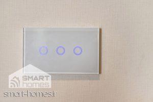 کلید تاچ خانه های هوشمند