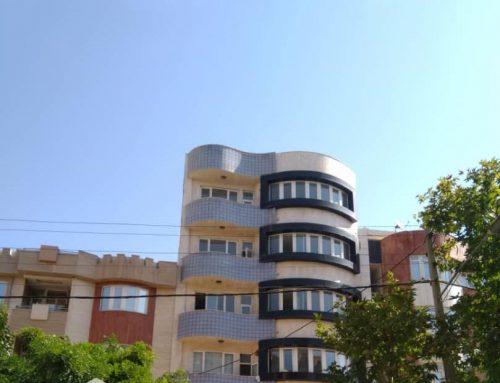 پروژه ساختمان هوشمند موج