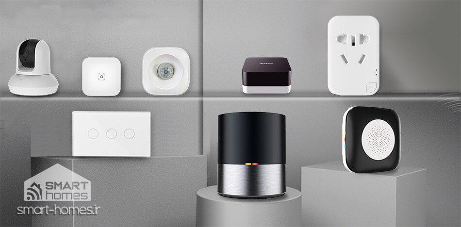 تجهیزات خانه هوشمند گیک لینک