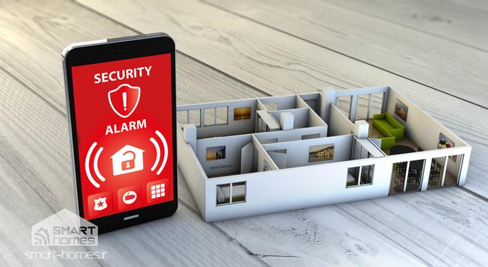 پکیج امنیتی خانه هوشمند